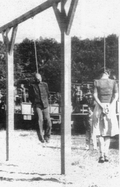 Execution Of Concentration Camp Guards At Biskupia Gorka